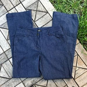 Nicole by Nicole Miller Flare Jeans Size 6